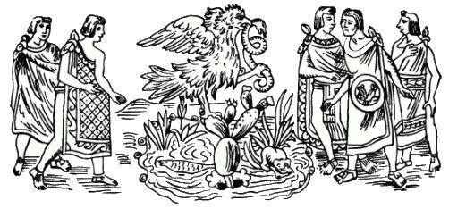 Мексика ацтеков основание мексики